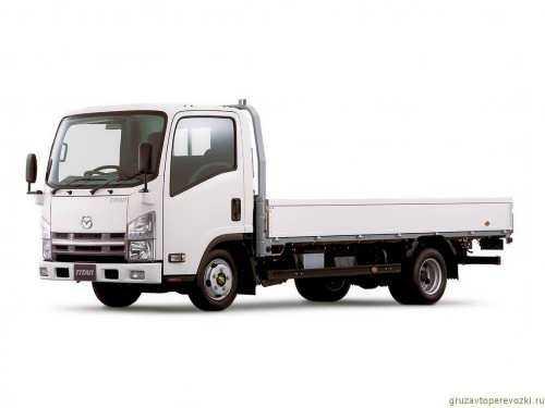 технические характеристика грузовика тоета титан
