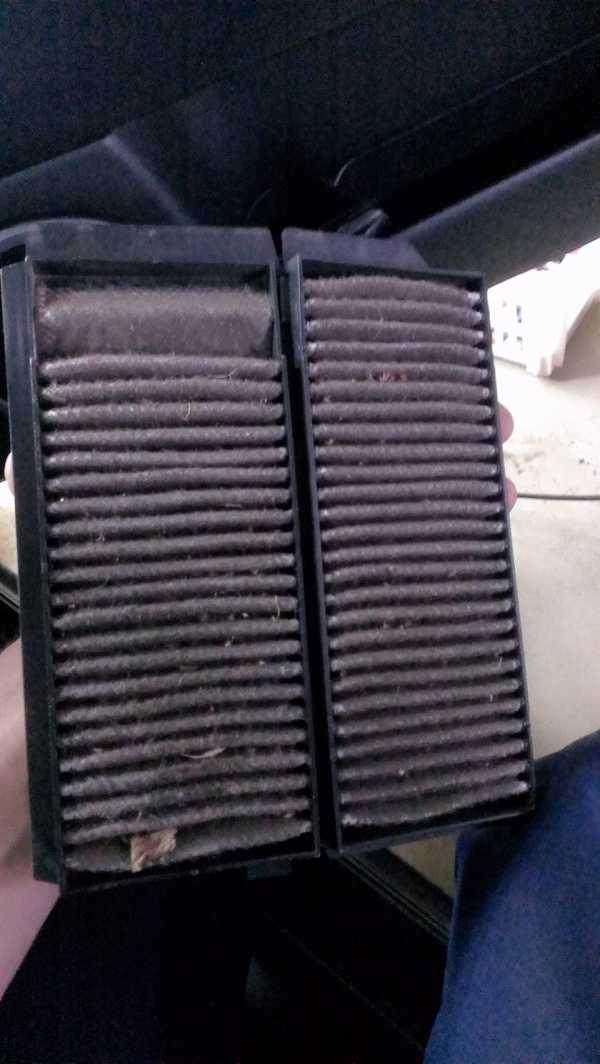 Замена салонного фильтра мазда 3 2006 года своими руками 23